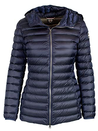 COLMAR ORIGINALS Luxury Fashion Donna 22527QD68 Blu Piumino
