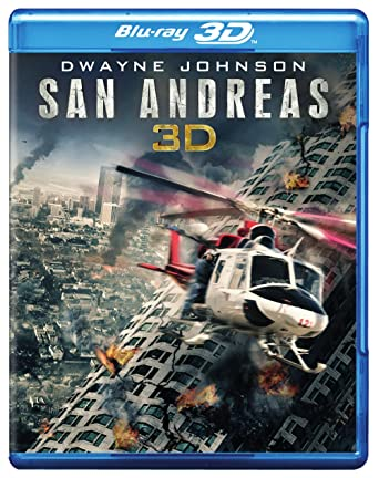 San Andreas [USA] [Blu-ray]