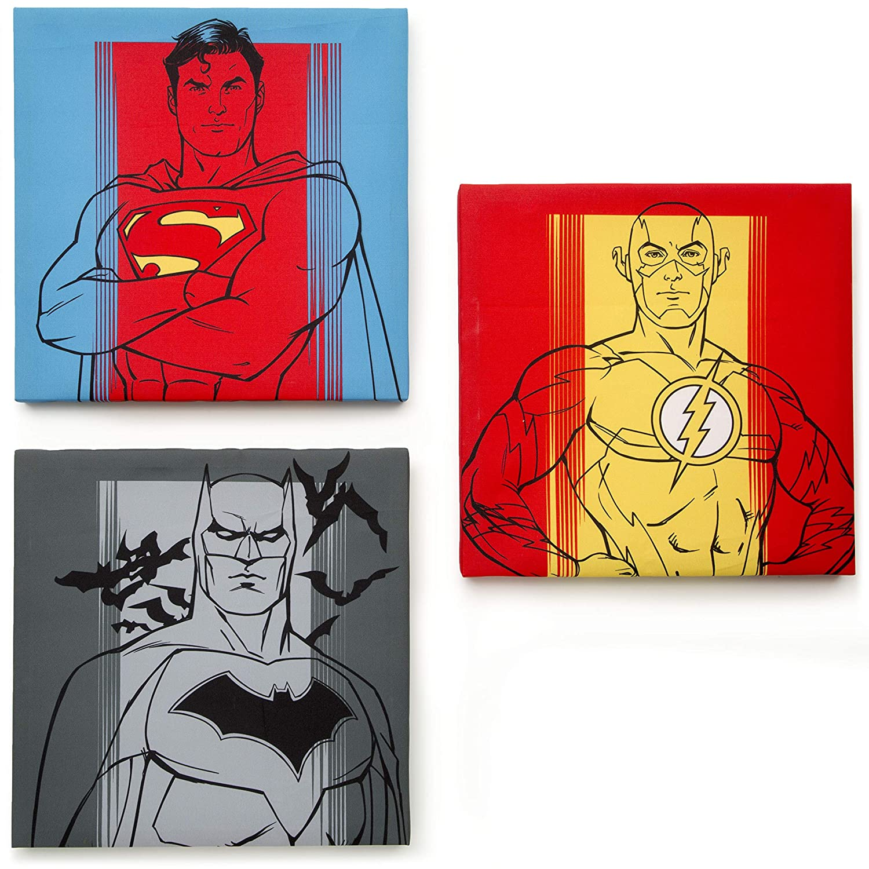 Amazoncom Justice League Wall Art And Décor Including Batman
