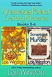Anastasia Pollack Crafting Mysteries Boxed Set: Books 5-6