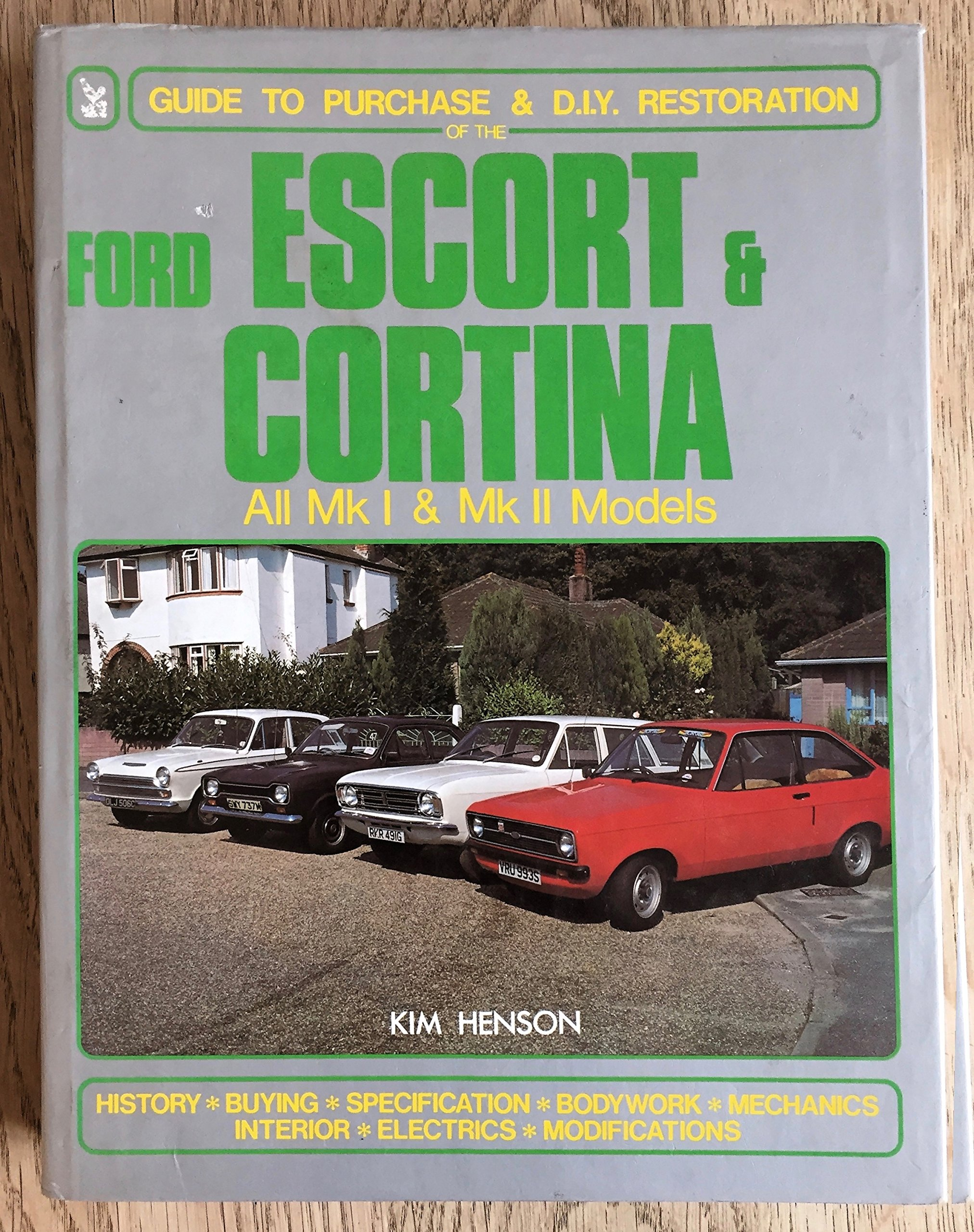 ... Array - ford escort and cortina guide to purchase and do it yourself rh  amazon co