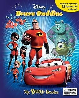 Disney Pixar My Busy Book