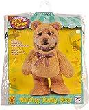 Rubies Costume Company Walking Teddy Bear Pet Suit