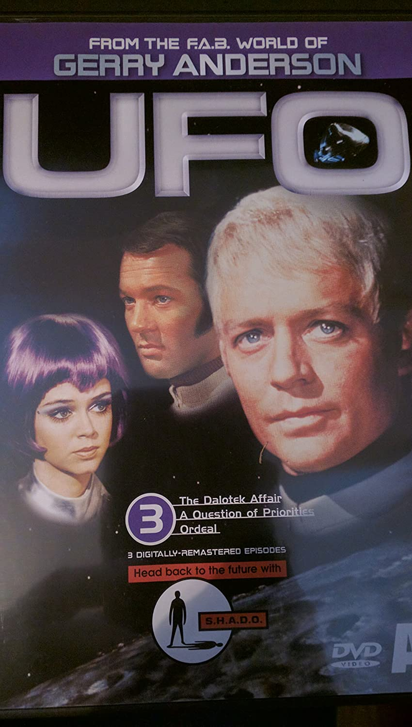 Amazon com: Gerry Anderson's UFO Volume 3: Movies & TV