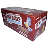 Suet to Go Blueberry and Raisin Suet Block, 300 g, Pack of 10