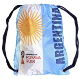 Icon Sports 2018 FIFA World Cup Official Drawstring Cinch Bag - Mexico/Brazil/Argentina/Spain