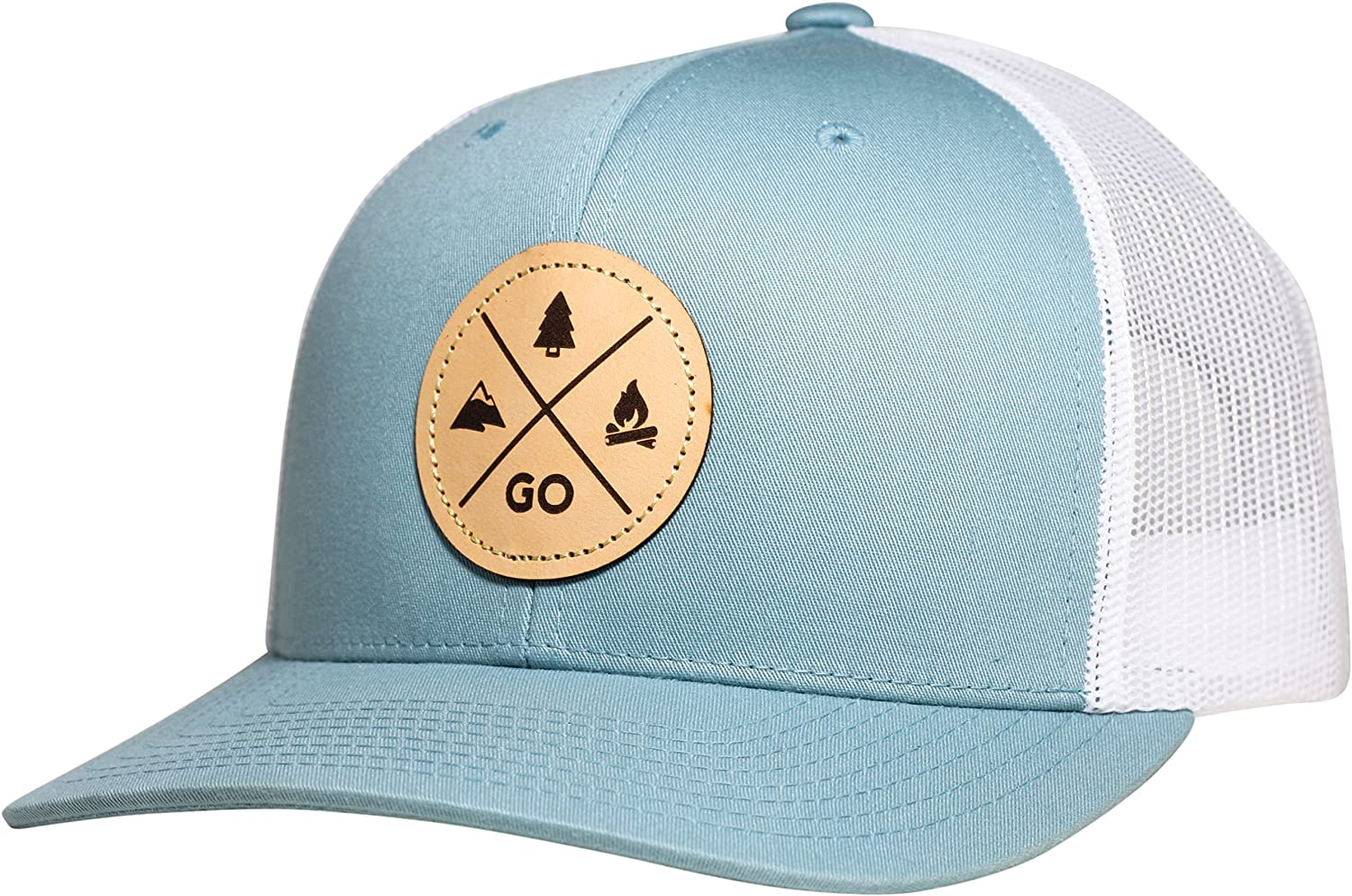 Lindo Trucker Hat - Go Outdoors GO-T-BG