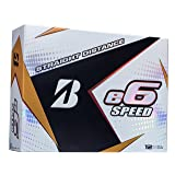 Bridgestone 2017 E6 Speed Golf Balls (One Dozen)