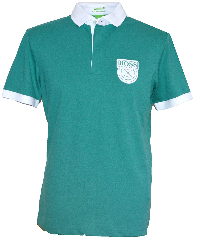 BOSS Hugo Hombre Camiseta Polo Paddy Pro 3 50260317 Verde Verde ...