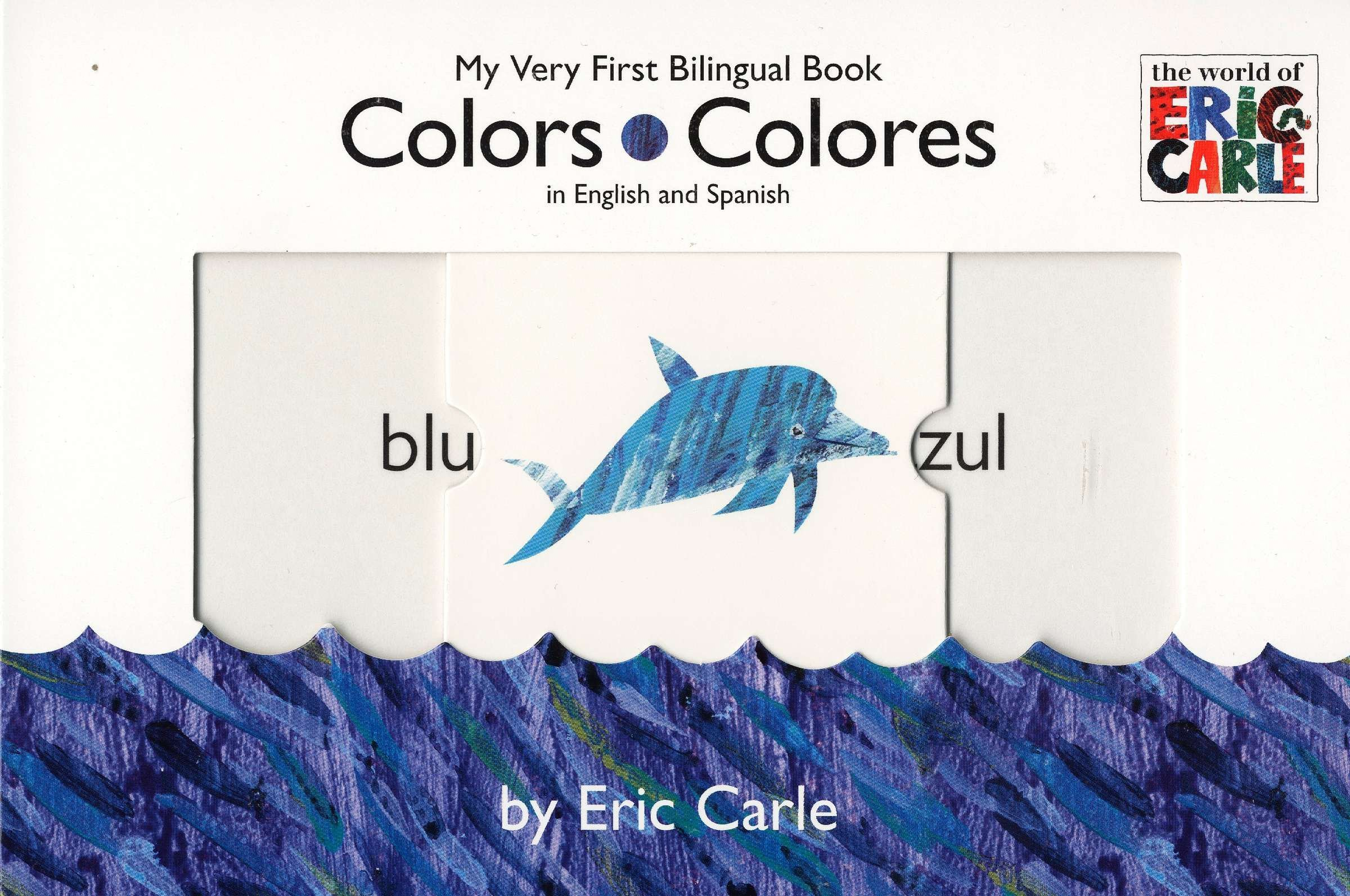 Download Colors/Colores (The World of Eric Carle) (Spanish Edition) pdf