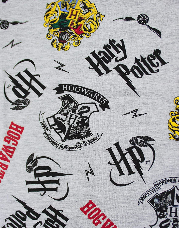 Pantalones de Harry Potter Hogwarts Crest los Hombres de Pijama Bottoms