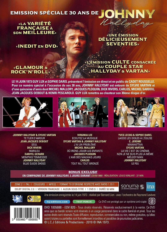 le 05/06/2019 : Cadet Rousselle Johnny Hallyday DVD 91-btuAS3TL._SL1500_