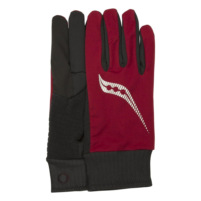 Saucony Nomad Gloves, X-Small, Black Saucony Apparel SA90511