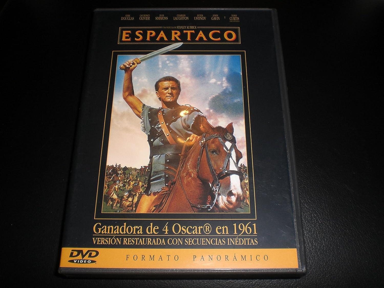 ESPARTACO: Amazon.es: KIRK DOUGLAS, STANLEY KUBRICK: Cine y Series TV