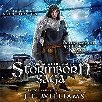 Stormborn Saga: Guardian of the Seas (A Tale of the Dwemhar Trilogy): Stormborn Saga Series Boxset, Book 1