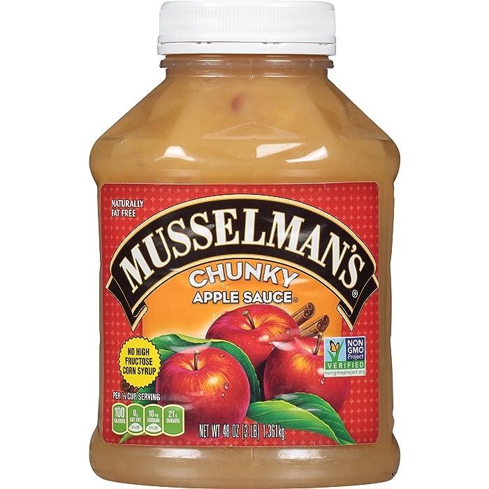 Top 10 White House Chunky Apple Sauce