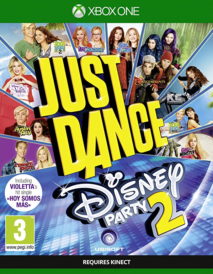 Just Dance Disney 2 [Importación Inglesa]: Amazon.es: Videojuegos