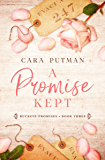 A Promise Kept: A WWII Homefront Romance (Buckeye Promises Book 3)
