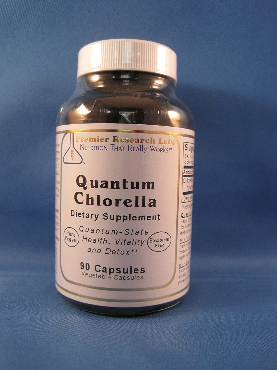 Quantum Chlorella – Dietary Supplement 90 VCaps