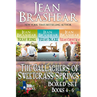 The Gallaghers of Sweetgrass Springs Boxed Set Two: Books 4-6 (Texas Heroes Book 2)