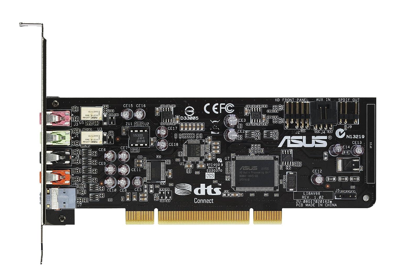 Asus Xonar DS Scheda audio interna (PCI, EAX 5.0) FBA_90-YAA0F0-0UAN0BZ Sou PCI Asus Xonar DS