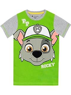 Paw Patrol Camiseta Para Niño - La Patrolla Canina