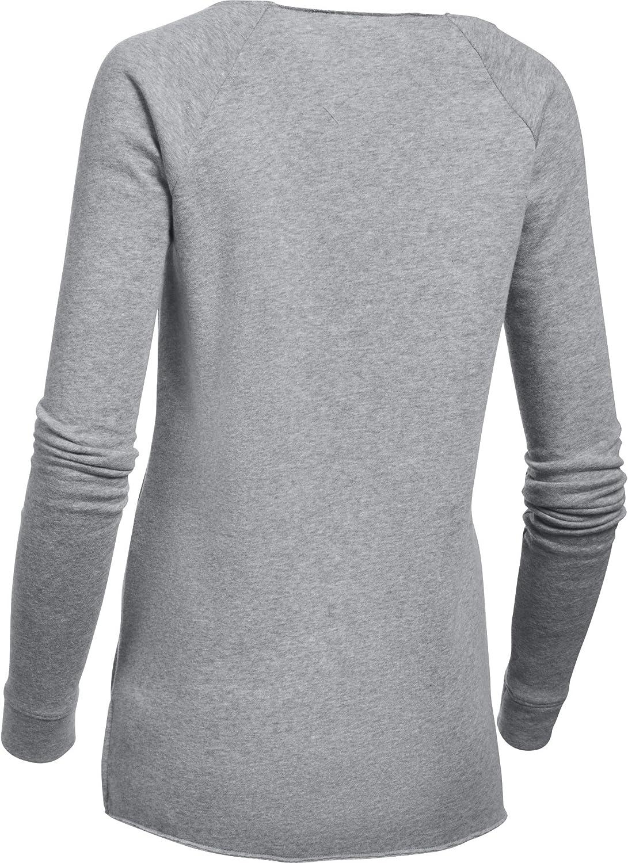 Under Armour Womens Hustle Fleece Crew Neck T-Shirt Short Sleeve