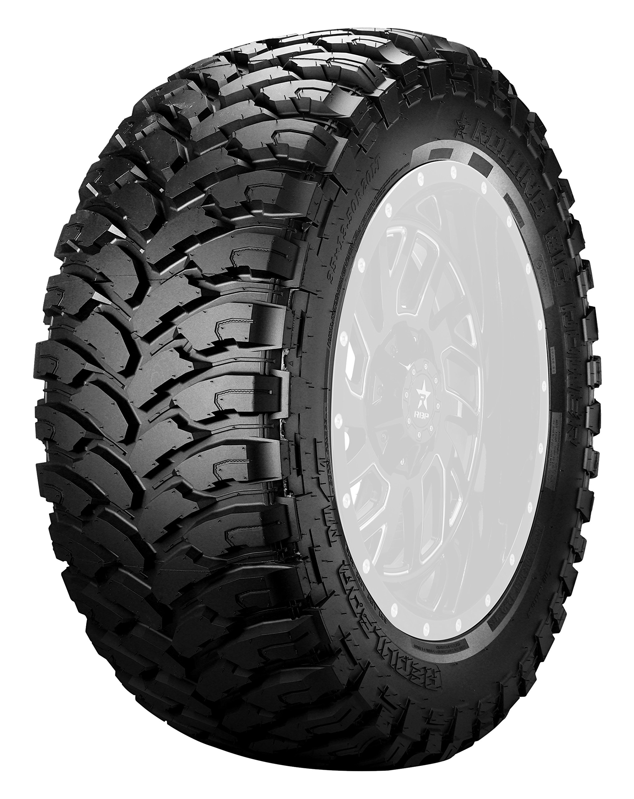 RBP REPULSOR M/T All-Terrain Radial Tire - 33X12.50R17 114Q