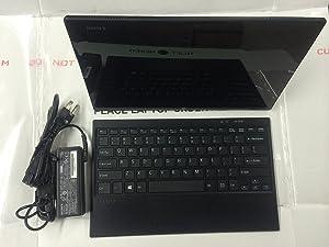"Sony 11.6"" VAIO Tap 11 Touchscreen Laptop 4GB 128GB   SVT11213CXB"