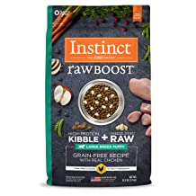 Instinct Raw Boost