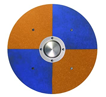 WIKI Cartel Gunnar Azul/Amarillo 41 cm