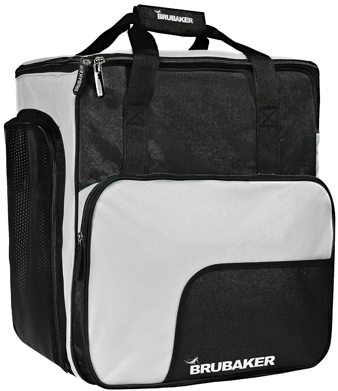 Brubaker Skischuhtasche Helmtasche 'Super Function' Comfort Stiefeltasche mit Rucksackfunktion