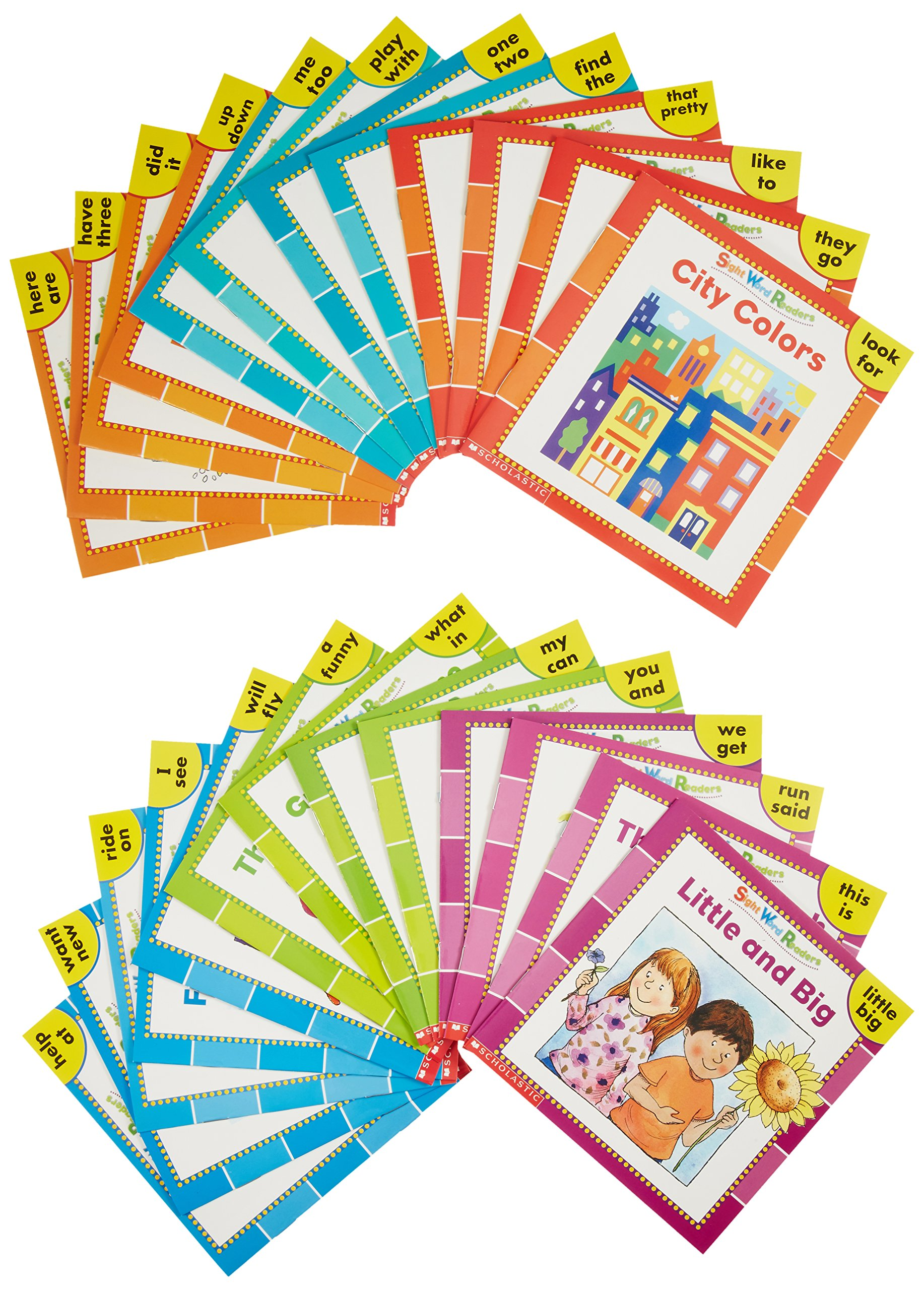 Sight Word Readers Parent Pack product image