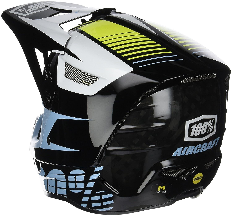 100/% Aircraft Carbon MIPS Helmet