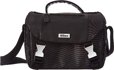 Nikon 9793 Cubierta de Hombro Negro Estuche para cámara fotográfica: Amazon.es: Electrónica