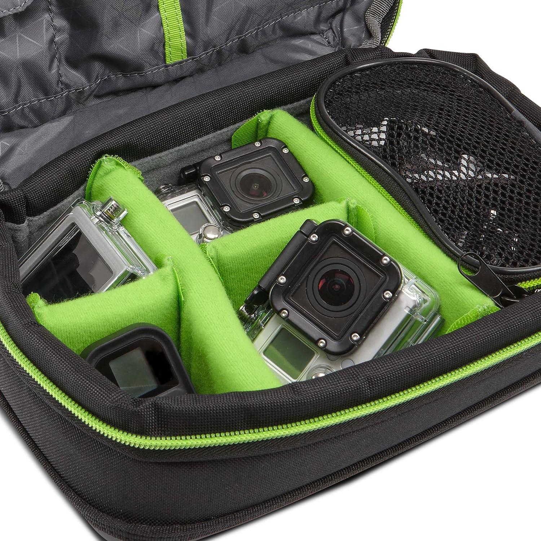 Case Logic Kontrast Custodia per Action Camera Nero