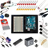 Arduino Uno 3 Ultimate Starter Kit Includes 12 Circuit Learning Guide