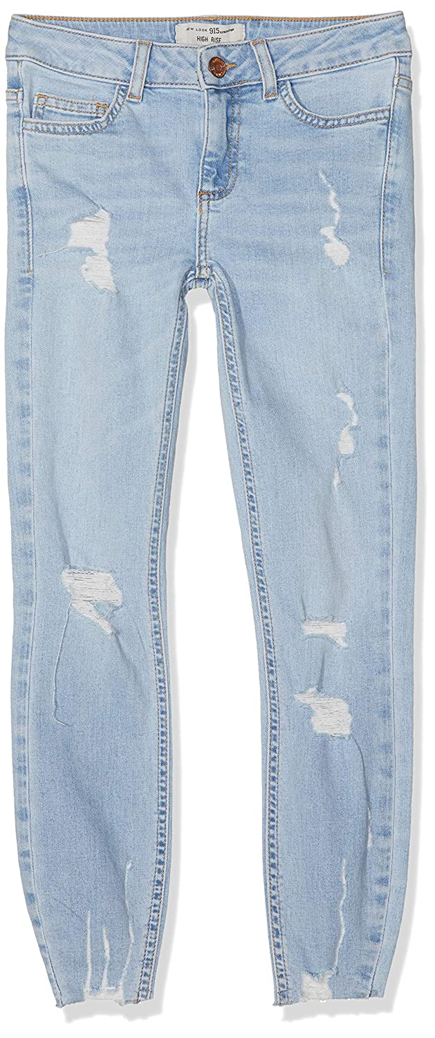 New Look Girls Angie Super Bleach Jeans