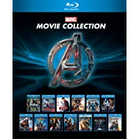 Marvel Movie Collection - 13 Movie Set