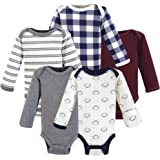 Hudson Baby Unisex Baby Preemie Bodysuits