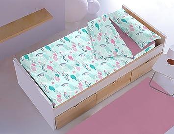 Saco Nórdico IRIS para cama de 105 cm.