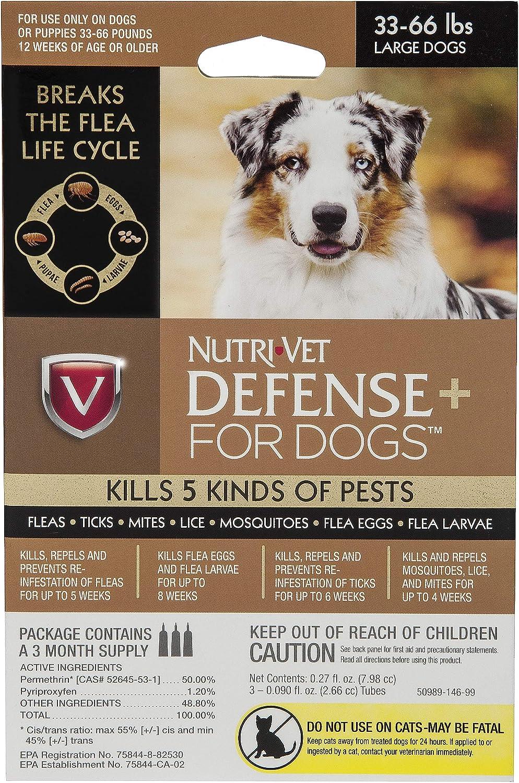 Nutri-Vet Wellness K9 Defense