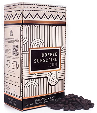 Gourmet café tostado – 100% Arabica de café de Colombia ...