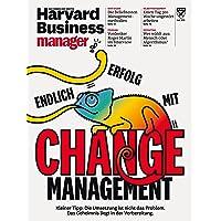 Harvard Business Manager 6/2018: Change Management
