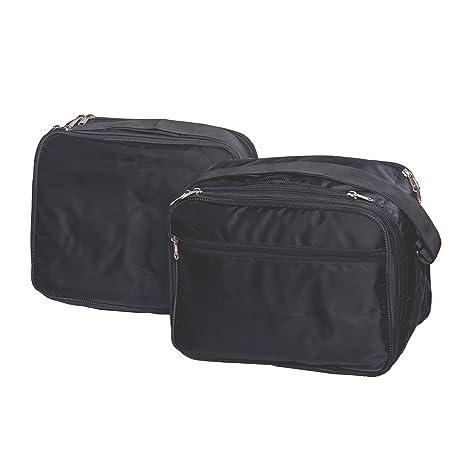 Bolsas interiores para las maletas laterales Vario de BMW R1200 GS-LC (a partir de año de fabricación 2013)- No: 12: Amazon.es: Coche y moto