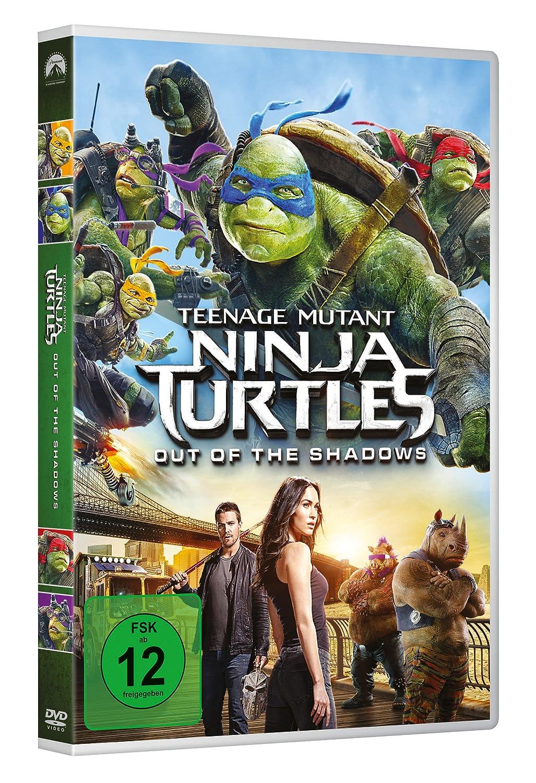 Teenage Mutant Ninja Turtles: Out of the Shadows Alemania ...