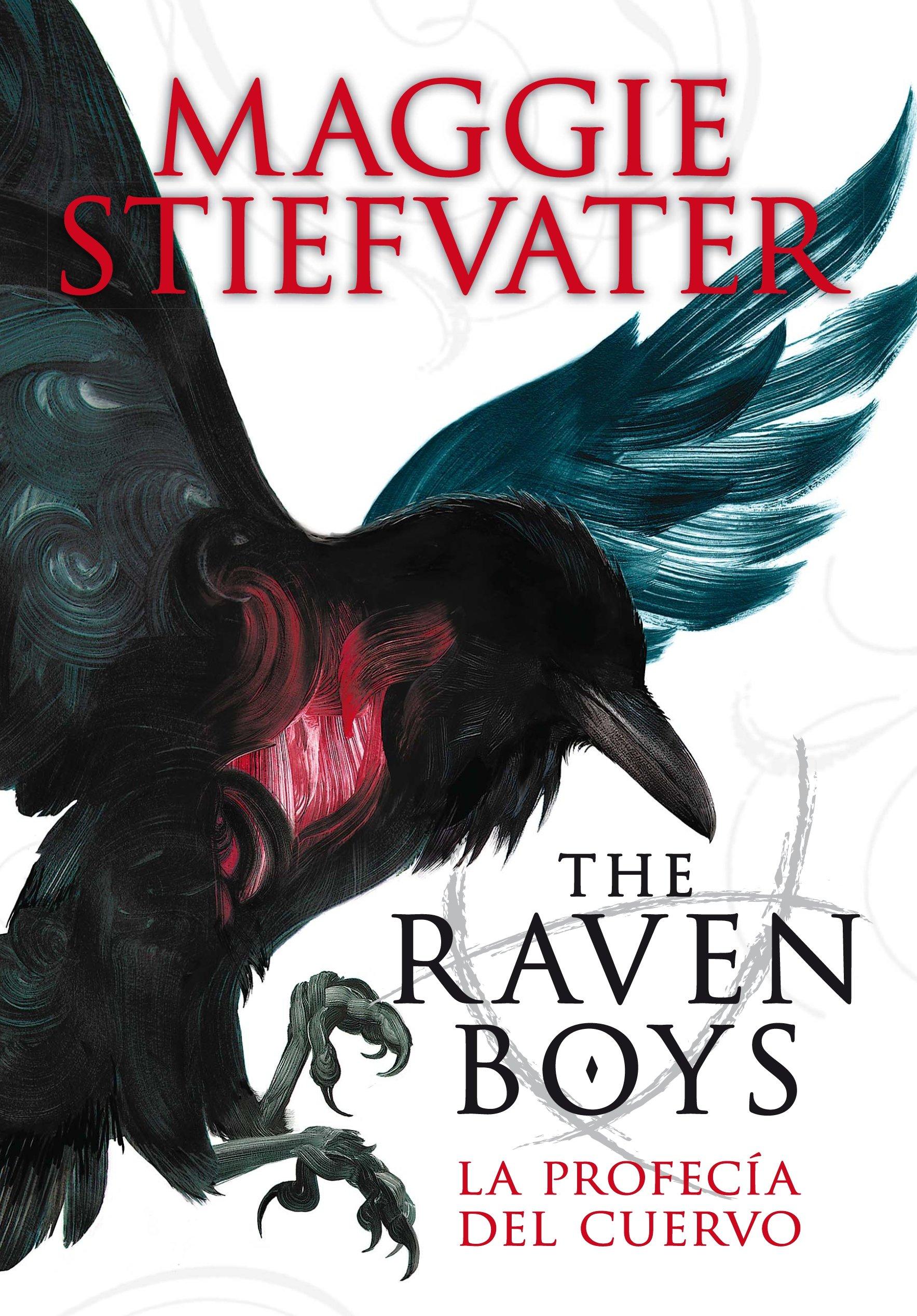 The Raven Boys: La profecía del cuervo: Amazon.es: Stiefvater, Maggie: Libros