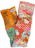 Hokka北陆凯蒂饼干4连包80g(日本进口)