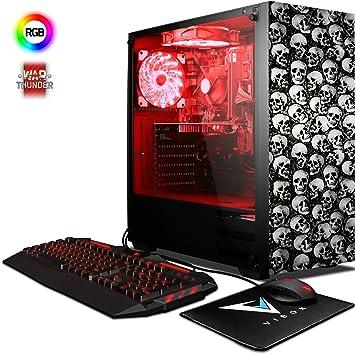 VIBOX Pyro GLR750-161 Gaming PC Ordenador de sobremesa con ...