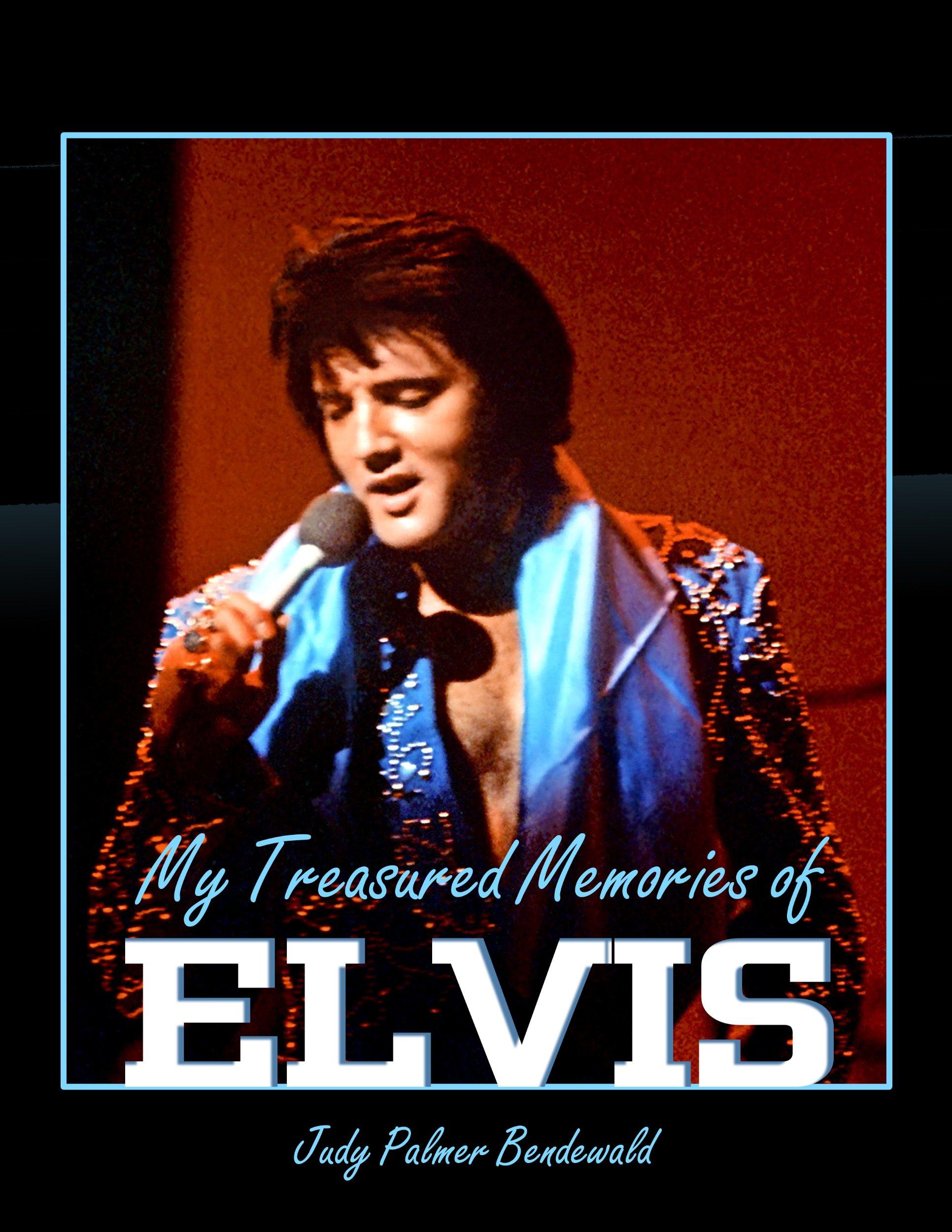 Download My Treasured Memories of Elvis pdf